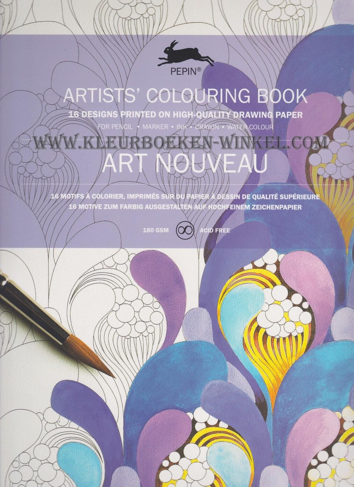 pepin kleurboeken