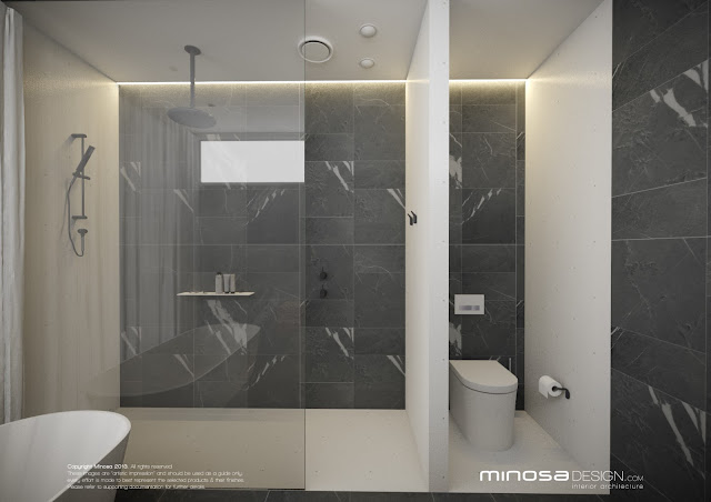 Minosa: Modern Bathroom Design to share.