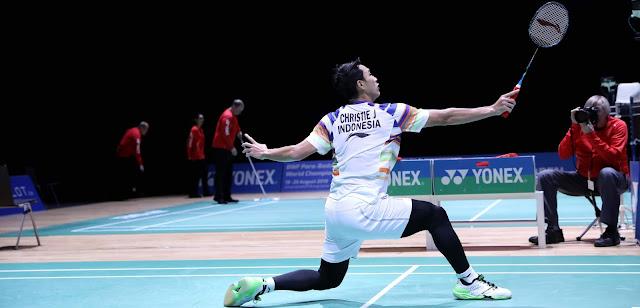 Piala Sudirman tunggal putra Indonesia