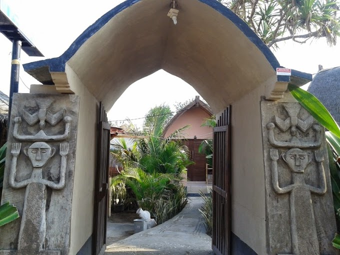 Where will you stay?*  #18 Pengalaman Menginap di Angel's Cottage di Gili Trawangan, Lombok