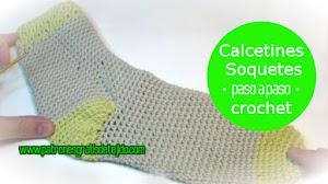 Aprende a tejer calcetines fáciles