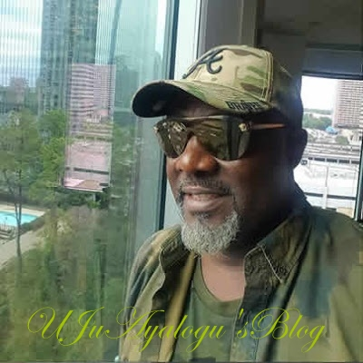 I ready for all dem bad people, Dino Melaye vows, dons combat camouflage (PHOTOS)