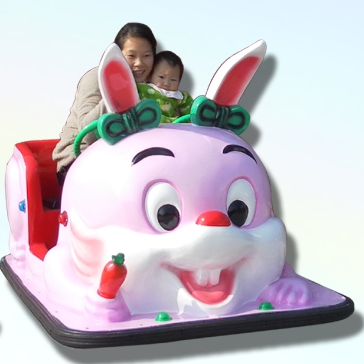HAPPY BATTERY CAR / BUMPER CAR F