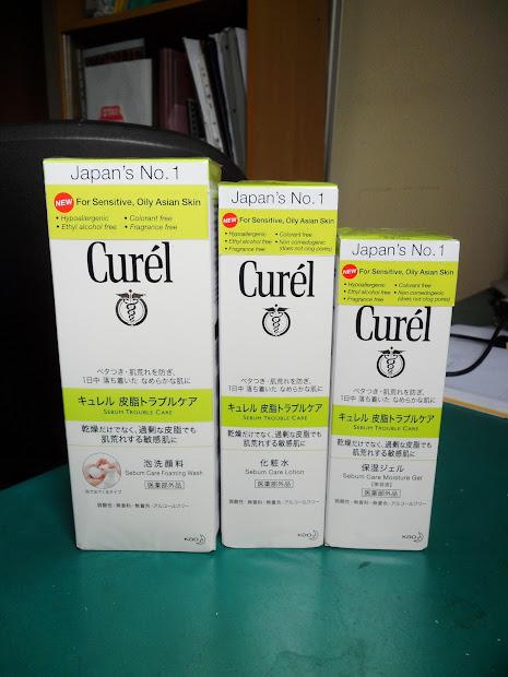 Skincare Ceramide Cure- Curl Sebum Care
