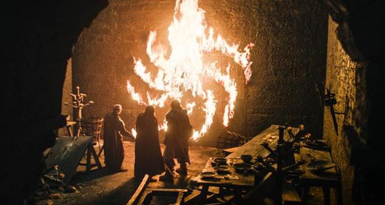 Juego de Tronos 8x01: Un mensaje del Rey de la Noche