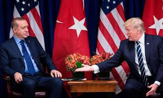 Προαναγγελία... πολέμου: «Έρχεται σύγκρουση Τουρκίας - Αμερικής»;