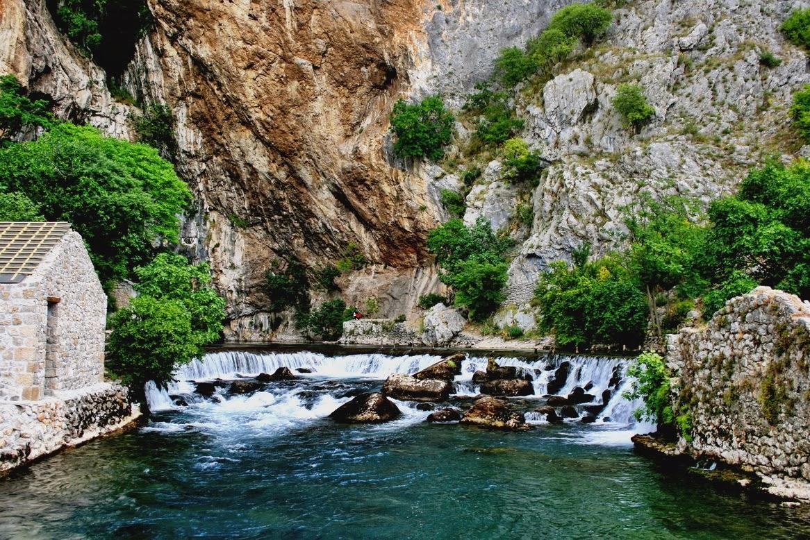 Beautiful Eastern Europe Blagaj Bosnia And Herzegovina