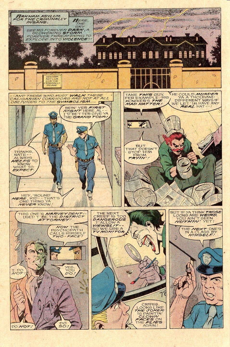 Read online Secret Origins (1986) comic -  Issue #44 - 29