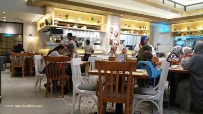 imperial kitchen restoran mall pesona square depok kuliner nurul sufitri blogger