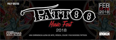 TATTOO MUSIC FEST 2018