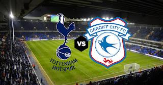 مشاهدة مباراة توتنهام وكارديف سيتي بث مباشر بتاريخ 06-10-2018 الدوري الانجليزي