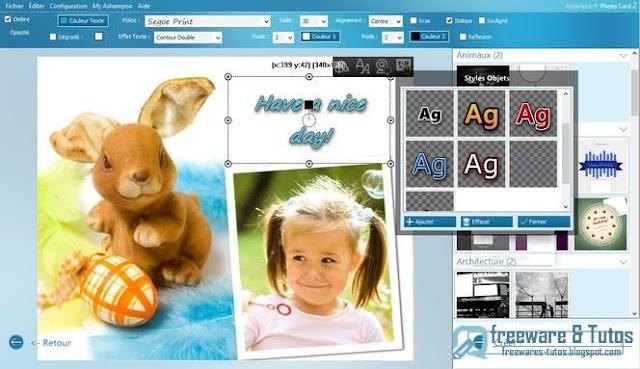 Offre promotionnelle : Ashampoo Photo Card 2.0 gratuit !