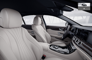 Nội thất Mercedes E250 AMG 2015 màu Vàng Macchiato / Nâu Espresso 815