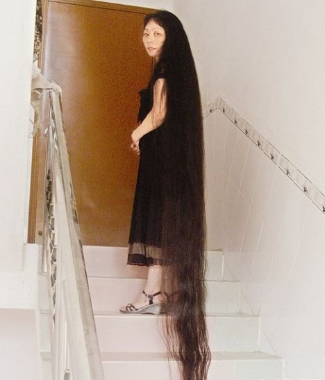 Hair Extensions Types: Women With Lovely Long Hair