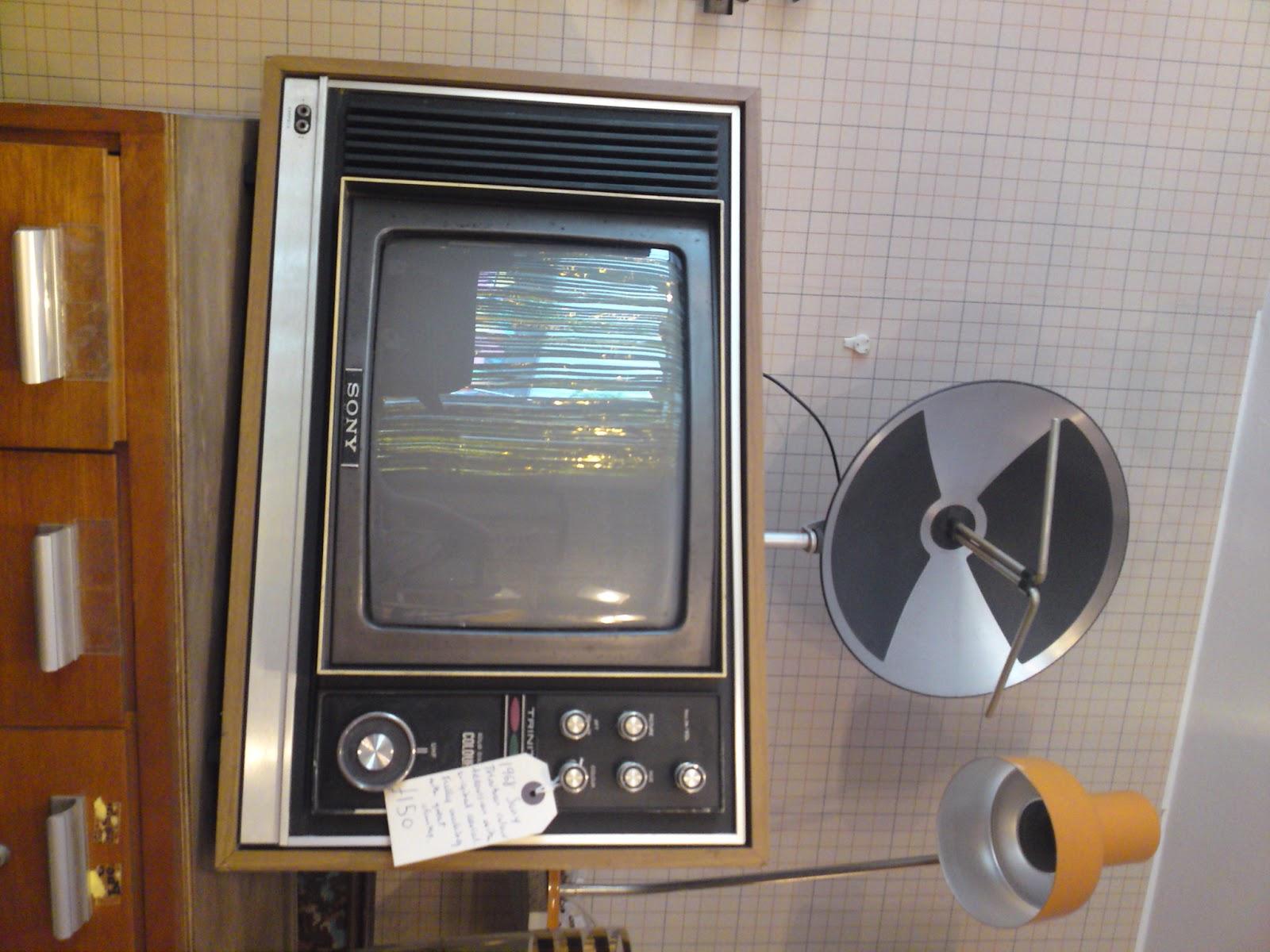 1970s Sony Trinitron Tv – Articleblog info