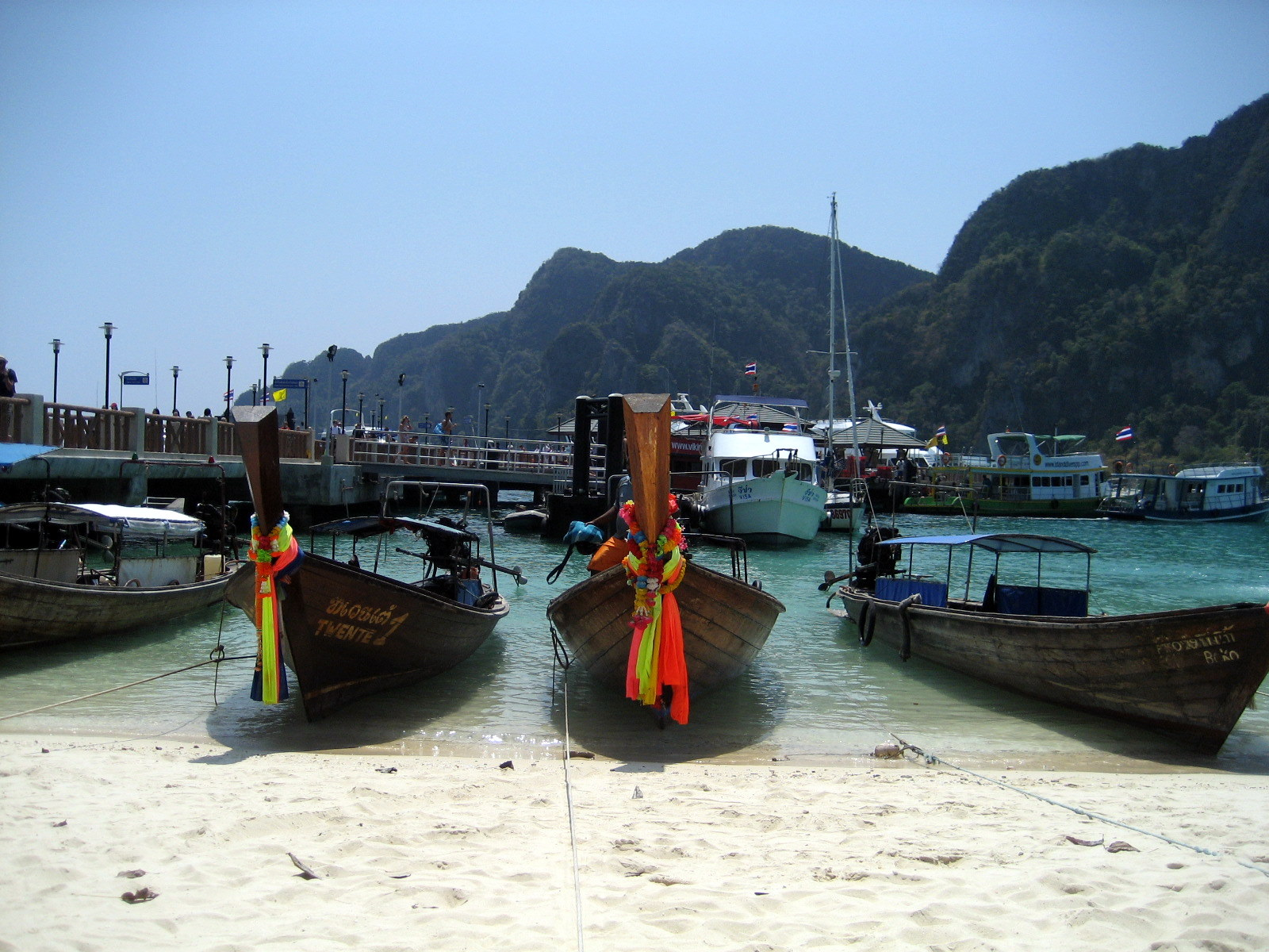 Amazing Thailand with the Tonsai Bay