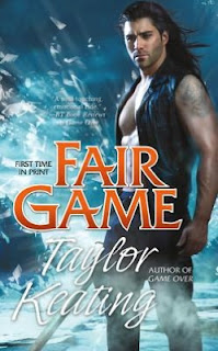 Interview with Taylor Keating and Giveaway of Fair Game - September 9, 2012