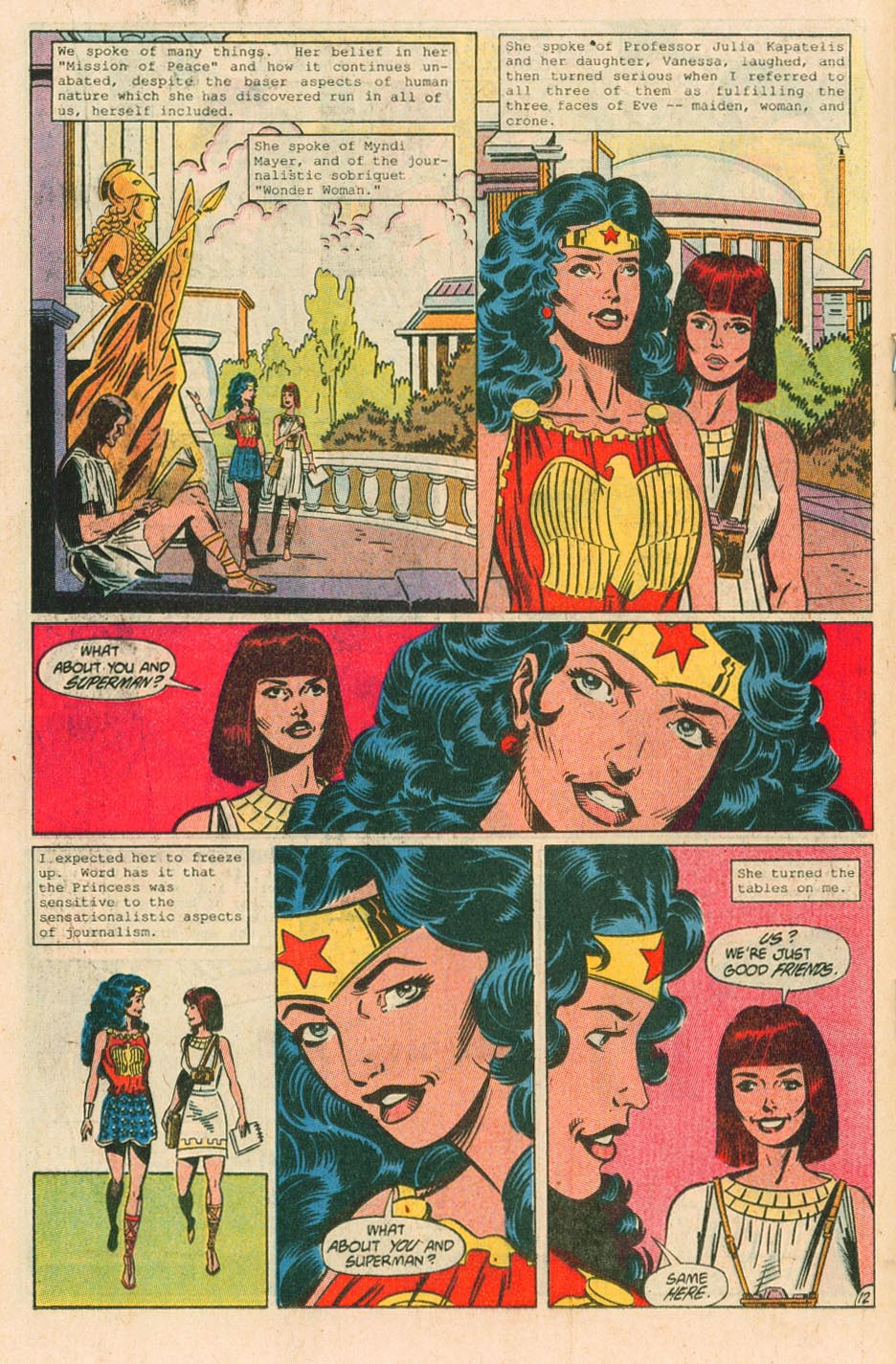 Read online Wonder Woman (1987) comic -  Issue #38 - 13