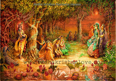 Radha Krishna Raas Leela Photo
