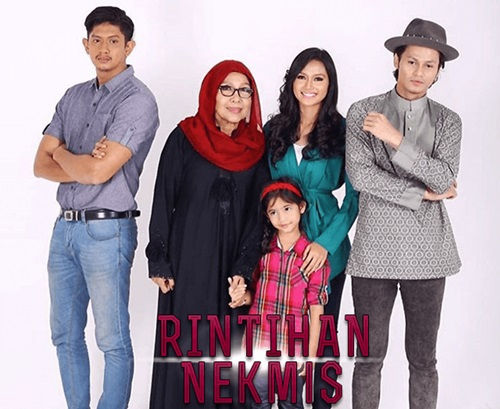 Sinopsis drama Rintihan Nekmis TV3, pelakon dan gambar drama Rintihan Nekmis TV3, Rintihan Nekmis episod akhir – episod 20