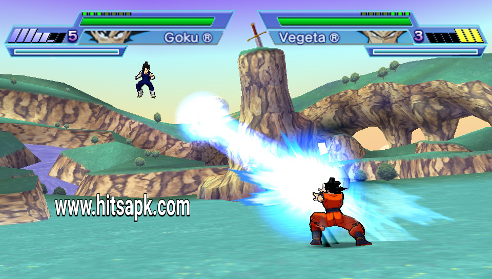 Dragon Ball Z Shin Budokai 2 another road terbaru