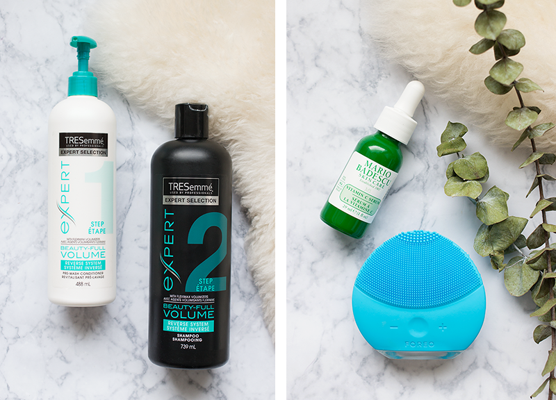 What to try from Tresemme, Mario Badescu and Foreo