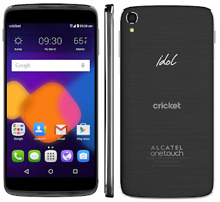 Cricket Alcatel Idol 3