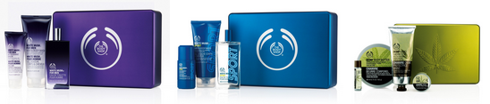The Body Shop White Musk Sport Locker-Room Essentials