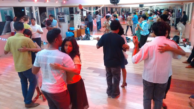 Bangalore Argentine Tango troupe to host ' Tango social' at Three Dots on 8th September