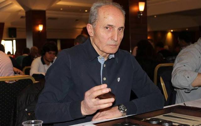 Ankara Tavla Ligi Ocak-Şubat Şampiyonu Cihantaç Eroğlu