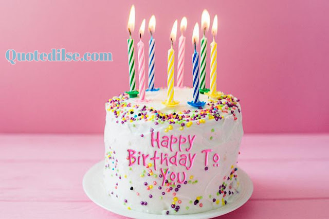 birthday cake wishes images