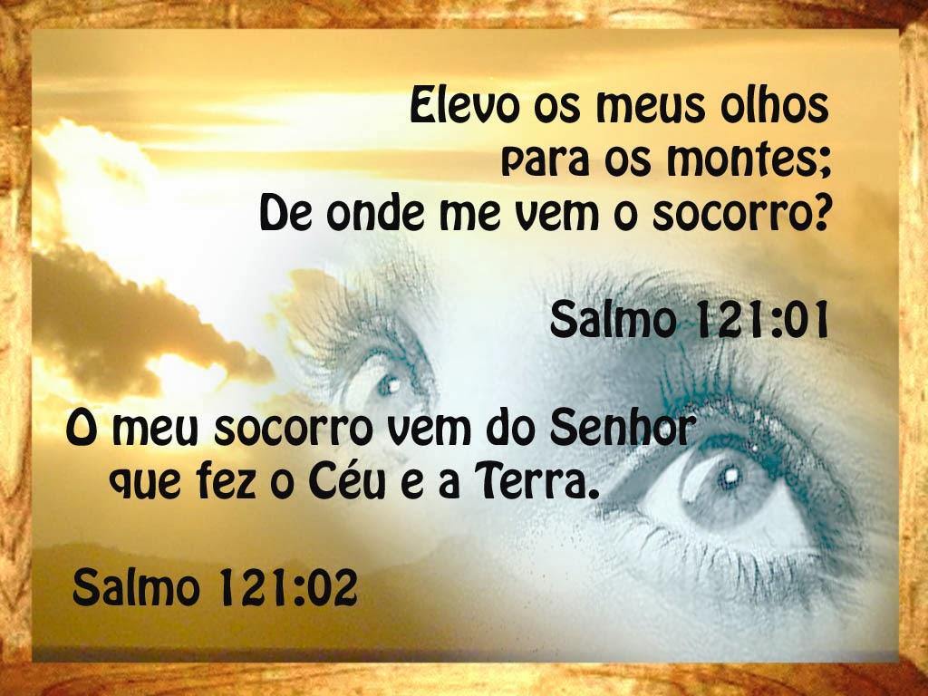 Resultado de imagem para salmos 121