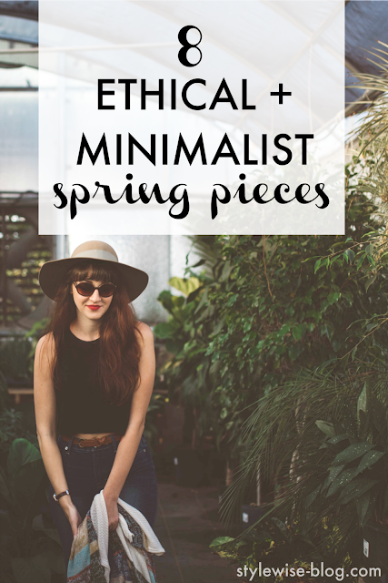 8 ethical and minimalist spring pieces