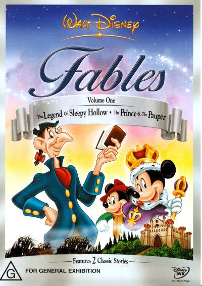 FABLES COLLECTION tainies online oipeirates