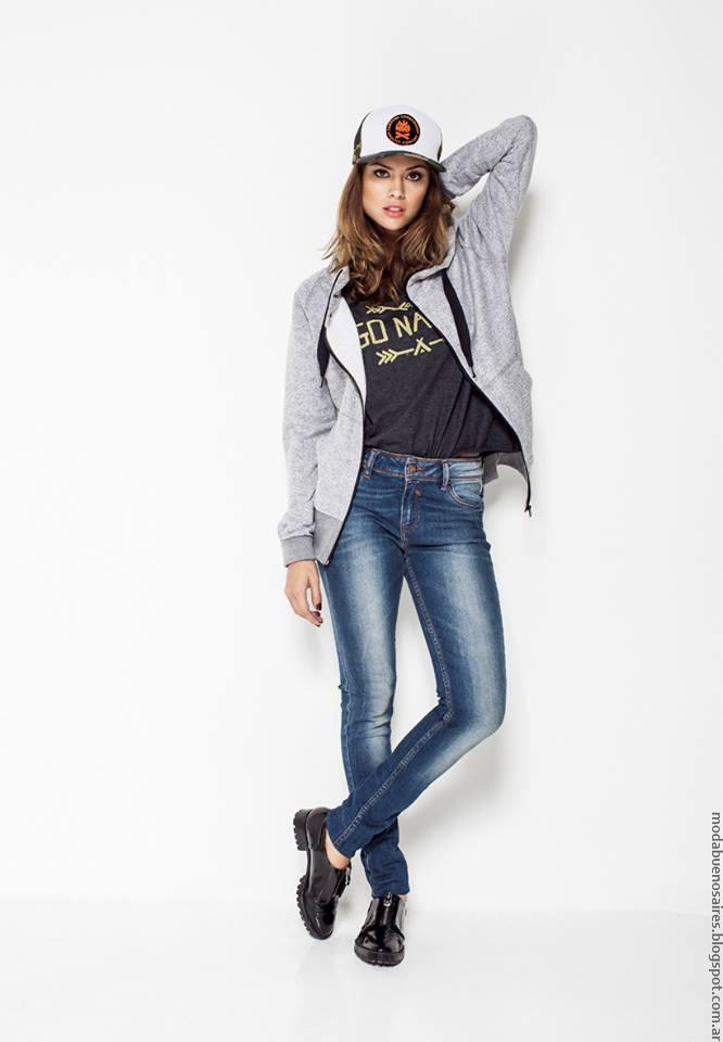 Soulfly invierno 2016 ropa de mujer. Moda invierno 2016.