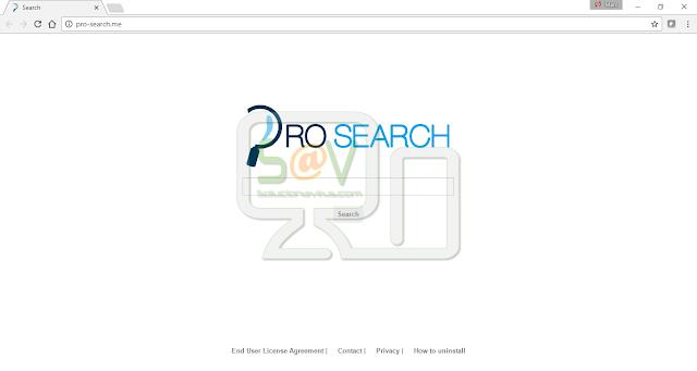 Pro-search.me (Hijacker)