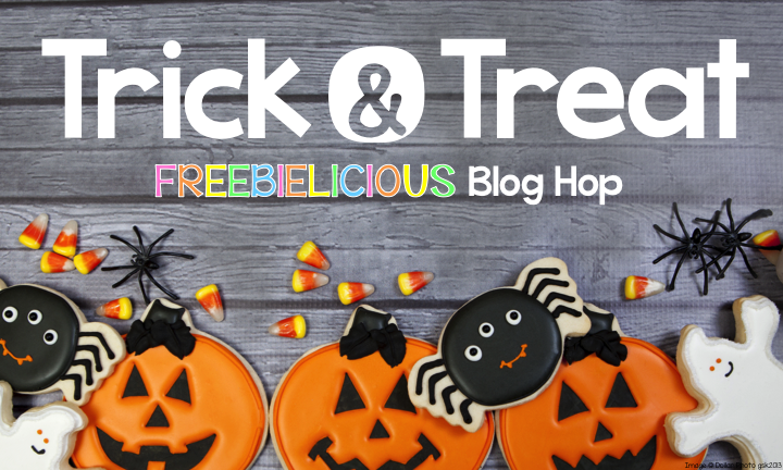 Trick Treat Blog Hop No Candy At School Simply Kinder