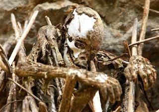 Mumi Mengerikan Ada di Papua Nugini