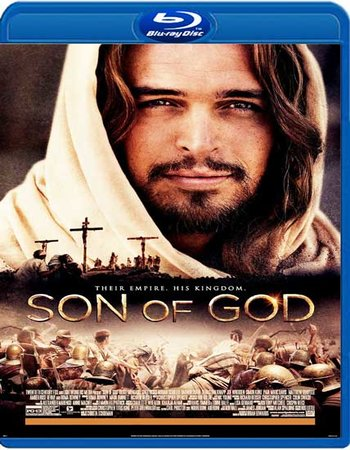 Son of God (2014) Dual Audio Hindi 480p BluRay x264 450MB ESubs Full Movie Download
