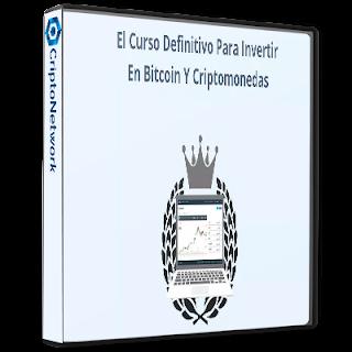 Criptonetwork - El curso definitivo para ganar dinero con bitcoin y criptomonedas
