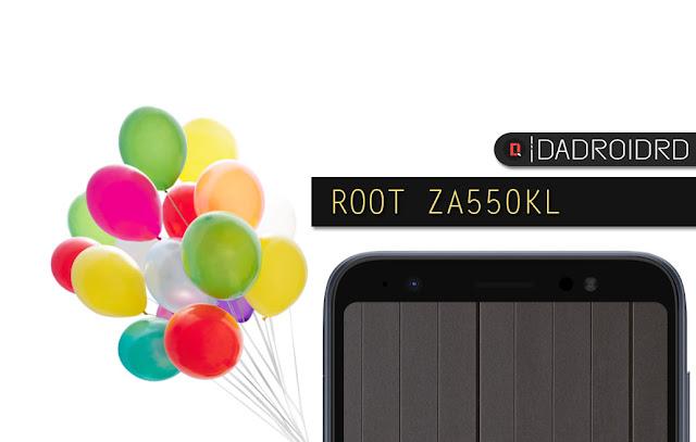ROOT Asus Zenfone Live ZA550KL Tanpa TWRP