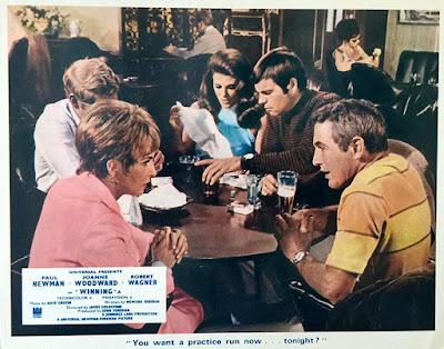 Winning 1969 Paul Newman Joanne Woodward Robert Wagner Image 1