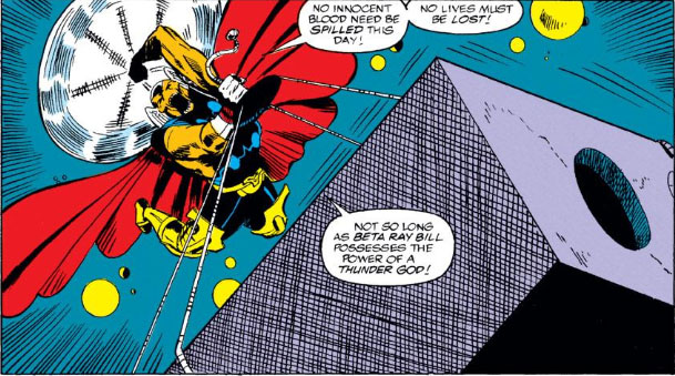 the peerless power of comics whosoever takes this hammer