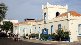Theft robbery are common in Cape Verde