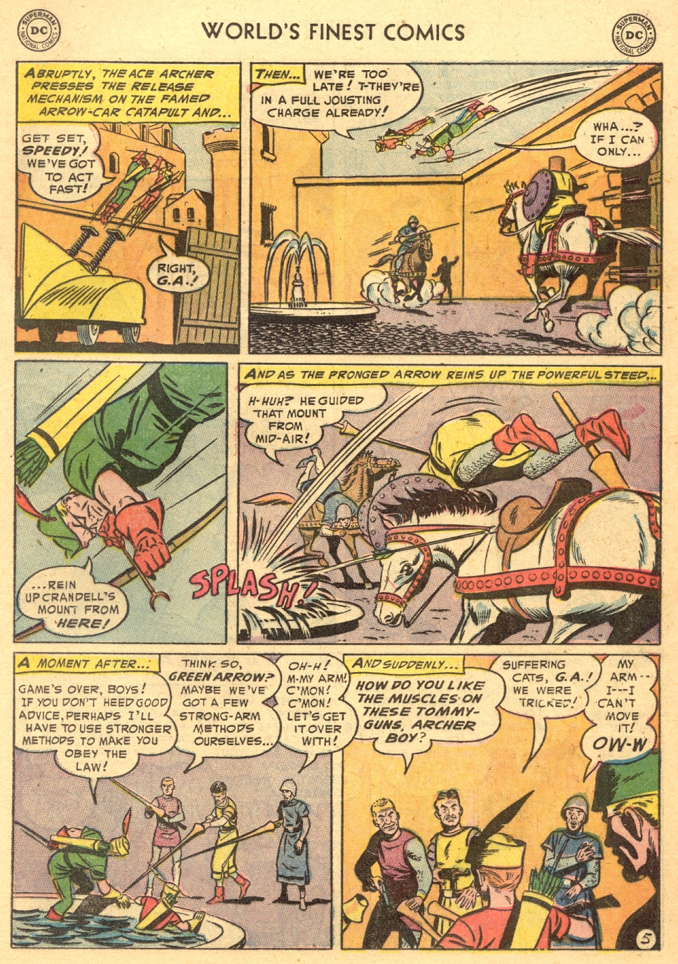 Read online World's Finest Comics comic -  Issue #70 - 25
