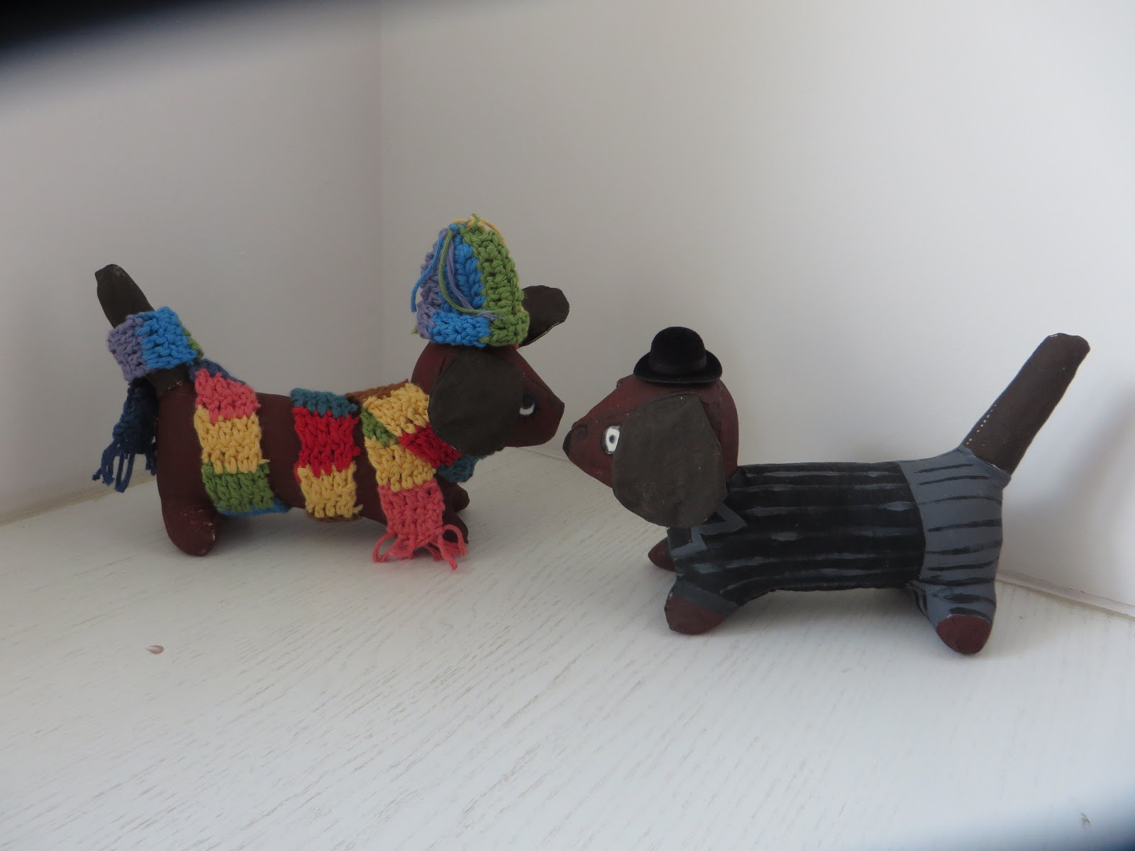 Space On The Bookshelf Story Sack Odd Dog Out By Rob