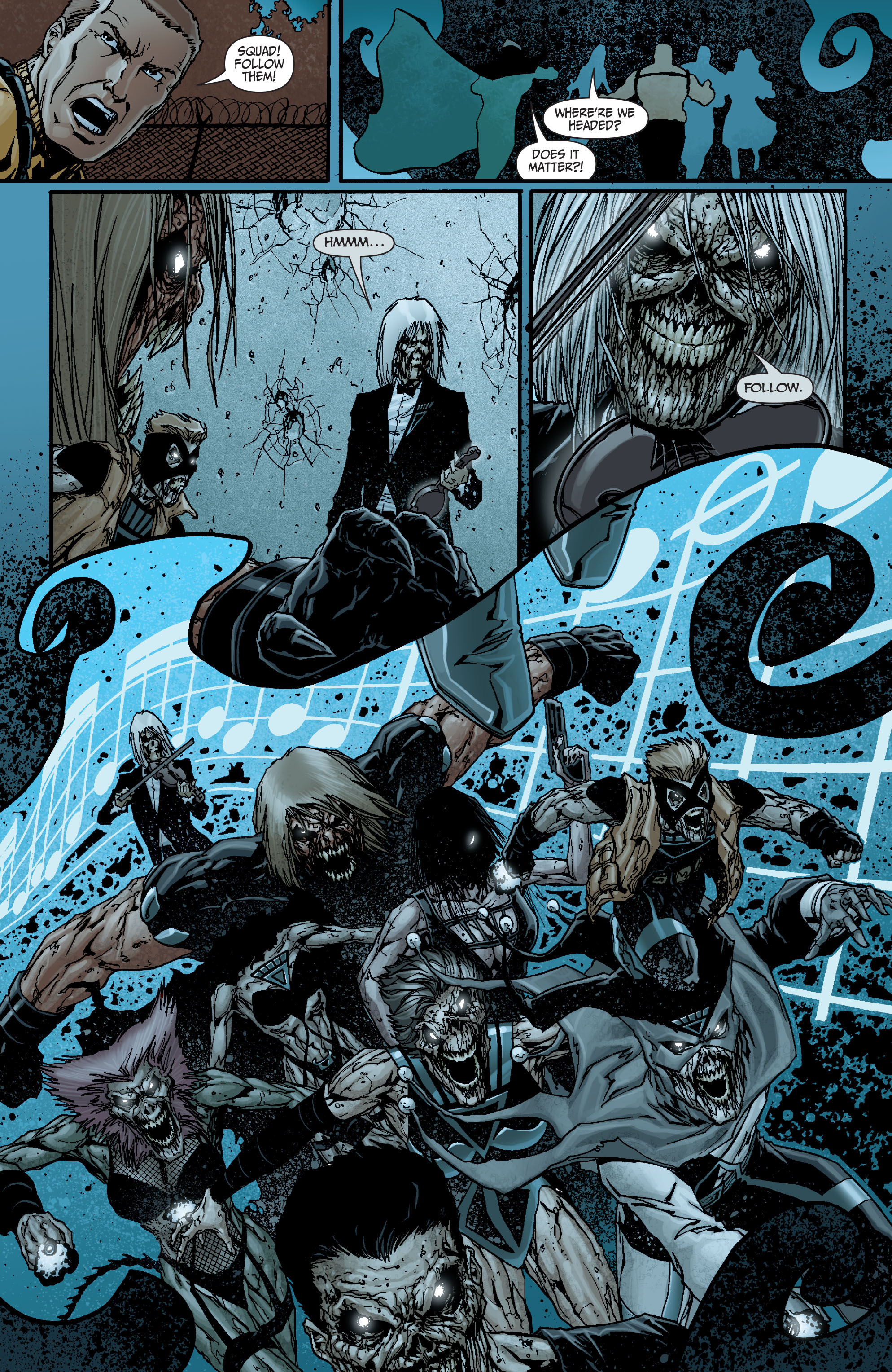 Read online Secret Six (2008) comic -  Issue #18 - 10