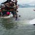 Vídeo mostra tentativa de resgate de vítima de queda de avião