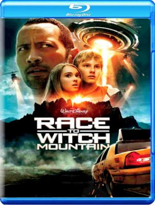 Race to Witch Mountain 2009 Dual Audio BRRip 480p 300mb