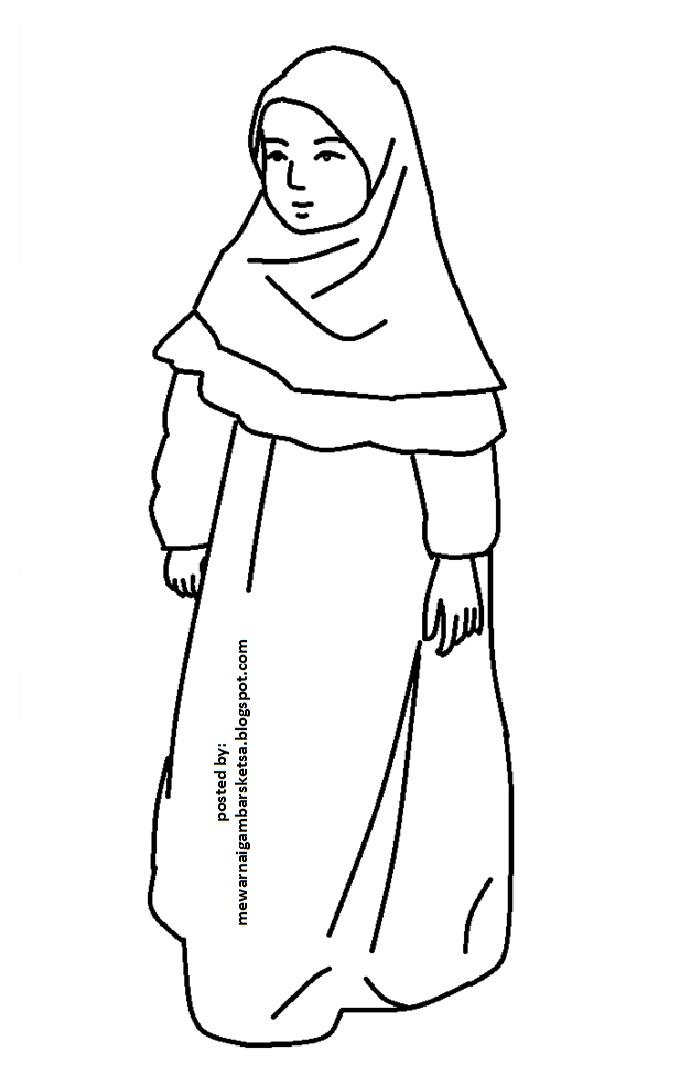 Mewarnai Gambar  Coloring Princess 290